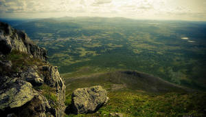 On top of Satsfjall by hawwe