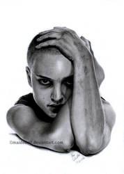 V for Vendetta by Pencil-Stencil
