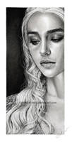 Daenerys by Pencil-Stencil
