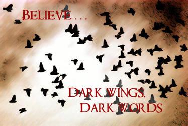 Dark Wings, Dark Words by Nemesis42888