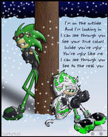 Scourge + Light: Outside by Rapha-chan