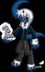 PKMNC: Wyborn And Iblis by Rapha-chan