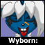 PKMNC: Wyborn Avvie - Laugh by Rapha-chan