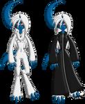 PKMNC: Wyborn's Mom - Giselle D'Argent Bramblepelt by Rapha-chan