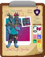 PKMN Armonia App: Stellanova Volantis [OLD] by Rapha-chan
