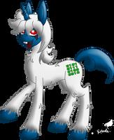 PKMNC: Wyborn Ponified by Rapha-chan