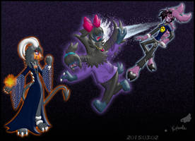 PKMNA: Shadow Battle by Rapha-chan