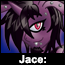 PKMNA: Ghost-Type Jace Avatar by Rapha-chan