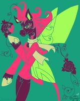 PKMNA: Technicolor Phase - Radi's Magic Dance by Rapha-chan