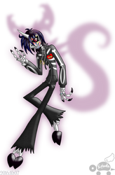 PKMNA: Sugar Skeleton Jace by Rapha-chan