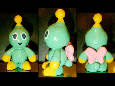 Neutral Normal Chao by Rapha-chan