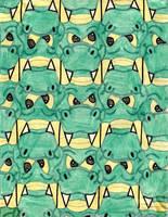 Old - King Koopa Tessellation by Rapha-chan