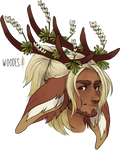 CANTERWIT: Rowan by woodelands