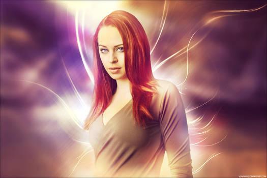 Portrait Photo manipulation by V3N0MX92