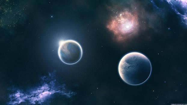 Planet by V3N0MX92