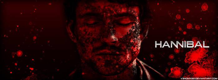 Hannibal Fan Art- Cover by V3N0MX92
