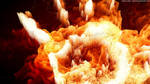 Particle Grid - Fire - 3Ds MAX by V3N0MX92