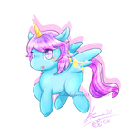 Jewel Pet: Opal by chichicherry123