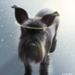 Dog Tribute by Boochkin