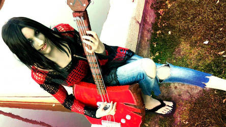 Marceline Cosplay by VegaNya