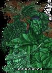 Turel Legacy of Kain by VegaNya