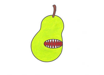 It has a mean bite for calling it ugly by Azure-Dragon-Seiryu