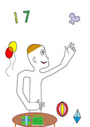 Deviantart-17-birthday-template by Azure-Dragon-Seiryu