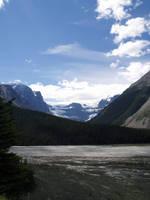 Rocky Mountain Senery 2 by little-stock