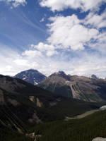 Rocky Mountain Senery 3 by little-stock