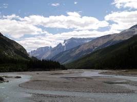 Rocky Mountain Senery 5 by little-stock