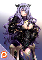 Camilla, Boobs of Conquest by athenabeta