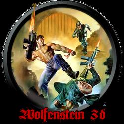 Wolfenstein 3D by AndrewDoherty1981