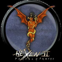 Hexen II - Portal of Praevus by AndrewDoherty1981