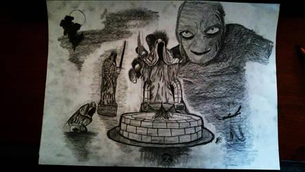 The final power of dark magic by FFF13
