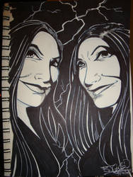 Twisted Twins by EpicBenjaminJ