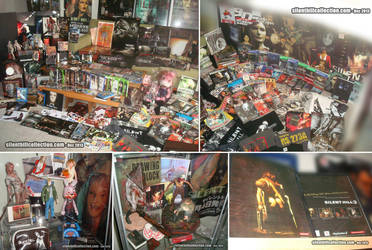 Silent Hill Collection as of December 31, 2013 by whitneyc