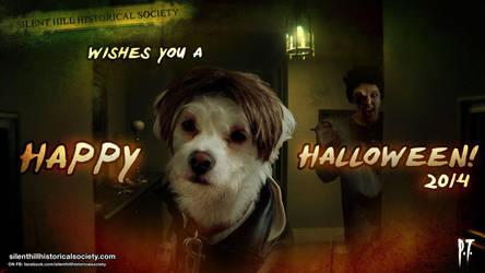 Happy Halloween 2014 by whitneyc