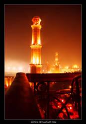 Minaret. by XoticK