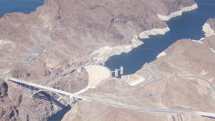 Hoover Dam by mcsnot