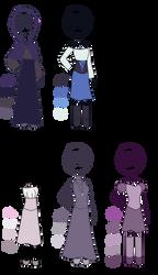 Outfits by Cutestcomix-inc