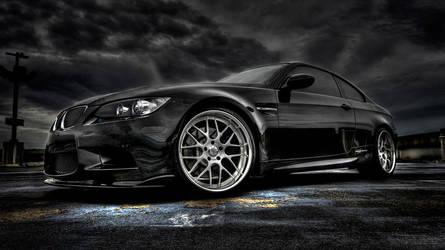BMW Dark Wallpaper by donniechu