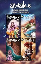 Awake joins Action Lab by Hesstoons