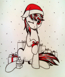 [Sketch] Christmas blackjack by AdagioString