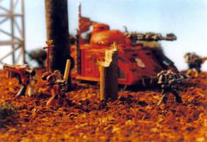 Marine Advance by gopherboy76