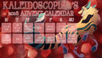 2018 Advent Calendar [12/14 OPEN] by kaleidoscopial