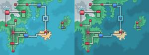 Okyto region map Update by PeekyChew