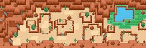 Desert Route by PeekyChew