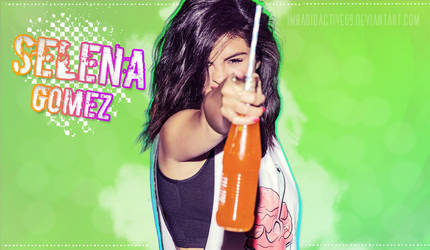 Selena Gomez Wallpaper by ImRadioactive69