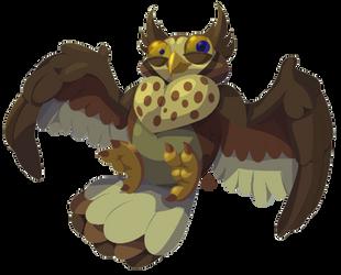 Night Owl by Elebeyno