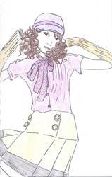 Curly Girl by AkuunKyande